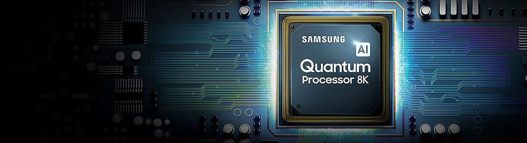 Samsung Quantum AI Processor 8K